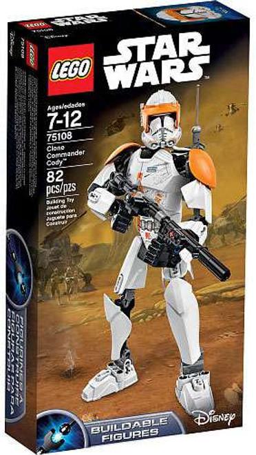 LEGO Star Wars Commander Cody Set #75108
