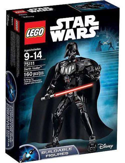 LEGO Star Wars Darth Vader Set #75111