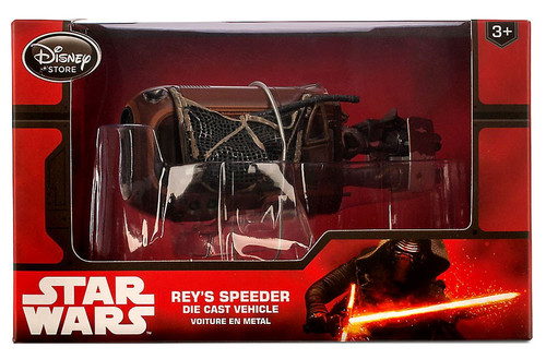 Disney Star Wars The Force Awakens Rey's Speeder Exclusive Diecast Vehicle