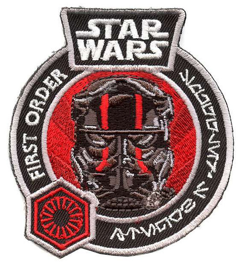 Funko The Force Awakens POP! Star Wars First Order Exclusive Patch [Tie Fighter]