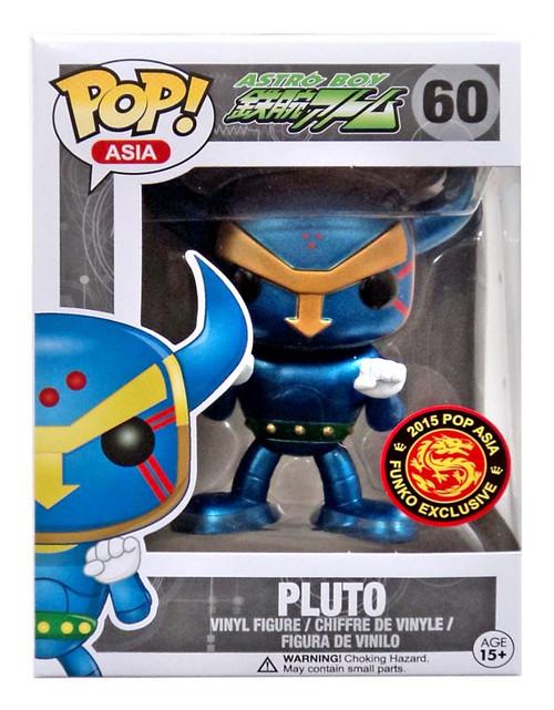 Funko Astro Boy POP! Asia Pluto Exclusive Vinyl Figure #60