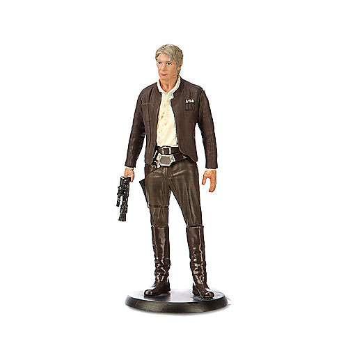 Disney Star Wars The Force Awakens Han Solo 3.5-Inch PVC Figure [Loose]