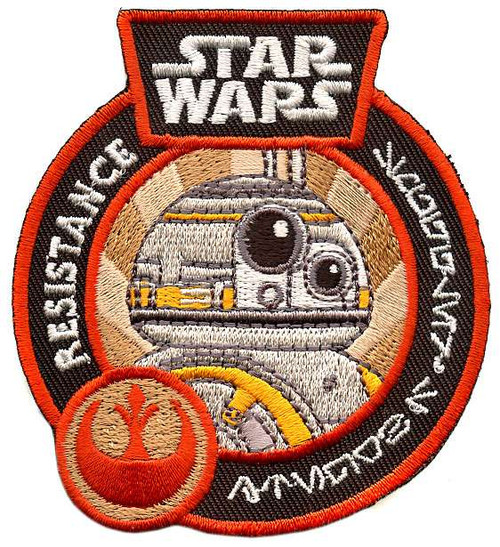 Funko The Force Awakens POP! Star Wars Resistance Exclusive Patch [BB-8]