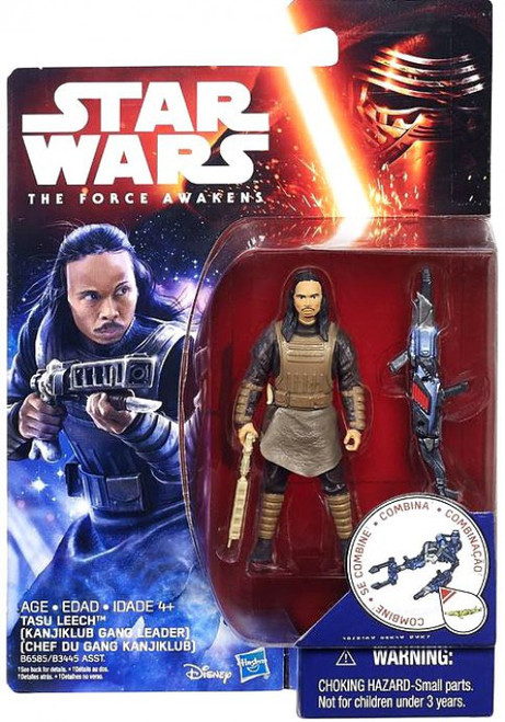 Star Wars The Force Awakens Jungle & Space Tasu Leech Action Figure [Kanjiklub Gang Leader]