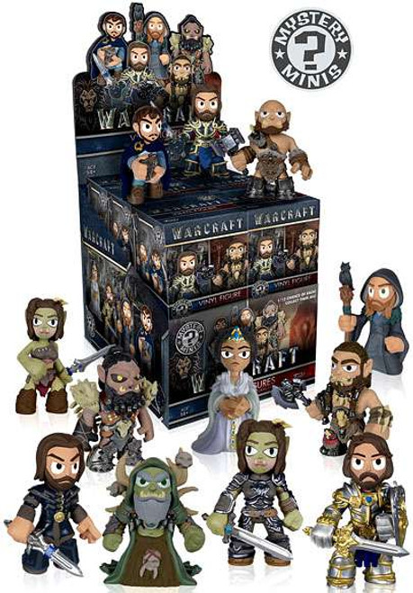 Funko Mystery Minis Warcraft Mystery Box [12 Packs]