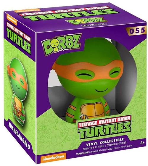 Funko Teenage Mutant Ninja Turtles Dorbz Michelangelo Vinyl Figure #055