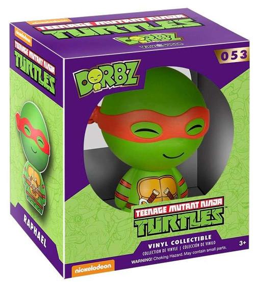 Funko Teenage Mutant Ninja Turtles Dorbz Raphael Vinyl Figure #053