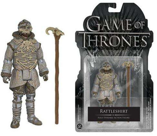 Funko Game of Thrones Rattleshirt Action Figure