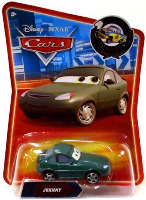 Disney / Pixar Cars Final Lap Collection Johnny Exclusive Diecast Car