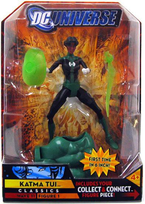 DC Universe Classics Kilowog Series Katma Tui Action Figure #1