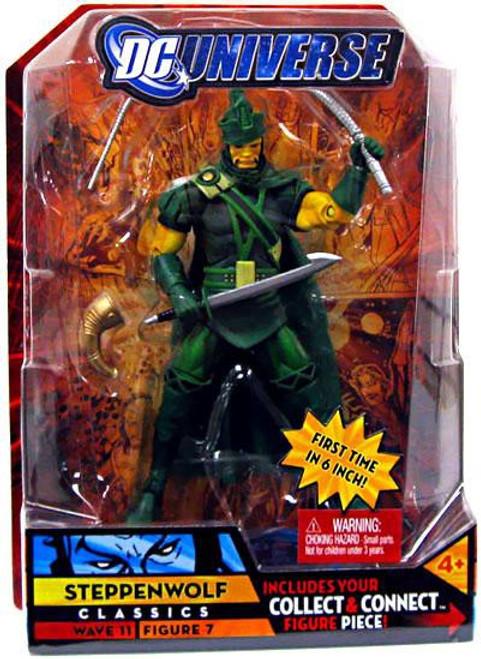 DC Universe Classics Kilowog Series Steppenwolf Action Figure #7 [Green]