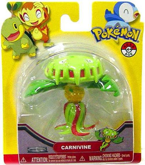 Pokemon Diamond & Pearl Series 13 Carnivine Figure