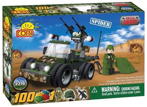 COBI Blocks Small Army Spider Set #2216