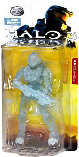 McFarlane Toys Halo 3 Series 3 Spartan Soldier EVA Exclusive Action Figure [Active Camouflage]