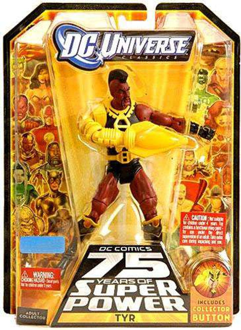 DC Universe 75 Years of Super Power Classics Ultra Humanite Series Tyr Exclusive Action Figure