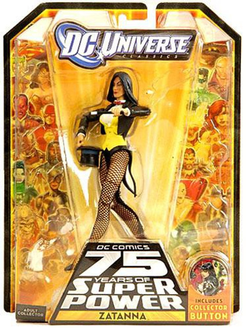 DC Universe 75 Years of Super Power Classics Ultra Humanite Series Zatanna Exclusive Action Figure