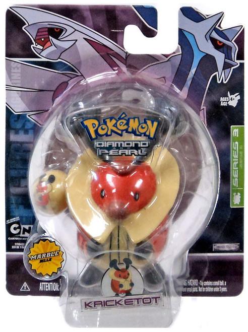 Pokemon Diamond & Pearl Series 3 Kricketot Figure
