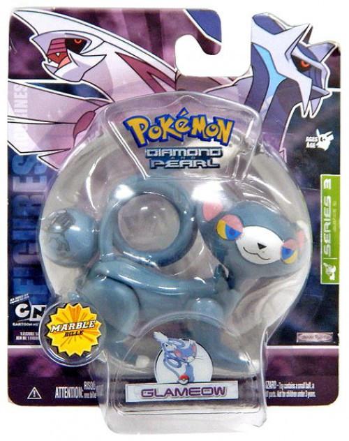 Pokemon Diamond & Pearl Series 3 Glameow Figure