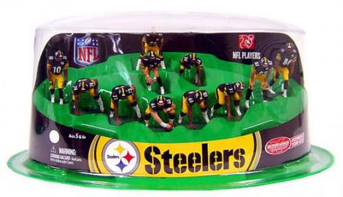 McFarlane Toys NFL Sports Picks Ultimate Team Sets Pittsburgh Steelers Offense 2-Inch Team Set