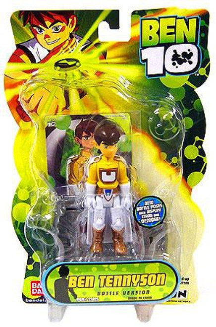 Ben 10 Alien Collection Series 2 Ben Tennyson Action Figure [Battle Version]