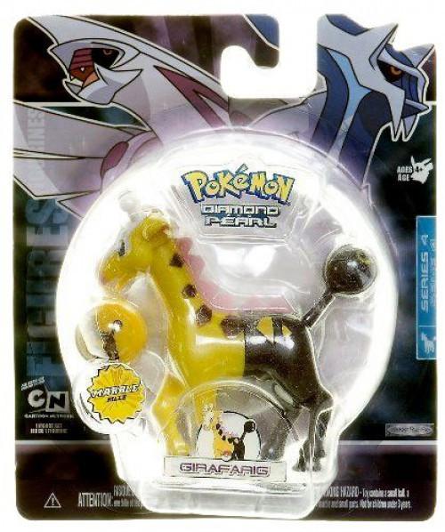 Pokemon Diamond & Pearl Series 4 Girafarig Figure