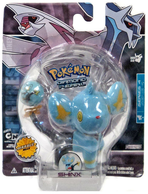 Pokemon Diamond & Pearl Series 4 Shinx Figure