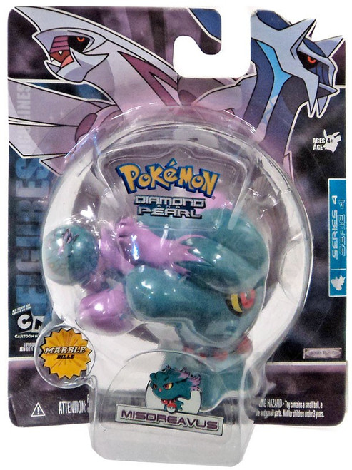 Pokemon Diamond & Pearl Series 4 Misdreavus Figure