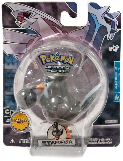 Pokemon Diamond & Pearl Series 4 Staravia Figure