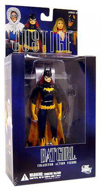 DC Alex Ross Justice League Series 8 Batgirl Action Figure