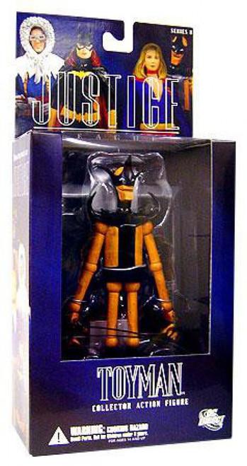 DC Alex Ross Justice League Series 8 Toyman Action Figure
