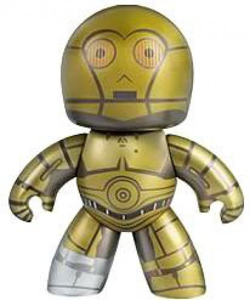 Star Wars A New Hope Mighty Muggs Wave 2 C-3PO Vinyl Figure