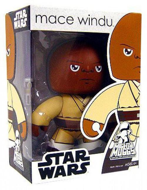 Star Wars Phantom Menace Mighty Muggs Wave 2 Mace Windu Vinyl Figure