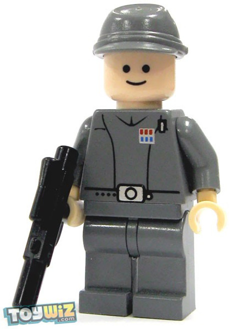 LEGO Star Wars Imperial Officer Minifigure [Light Flesh]