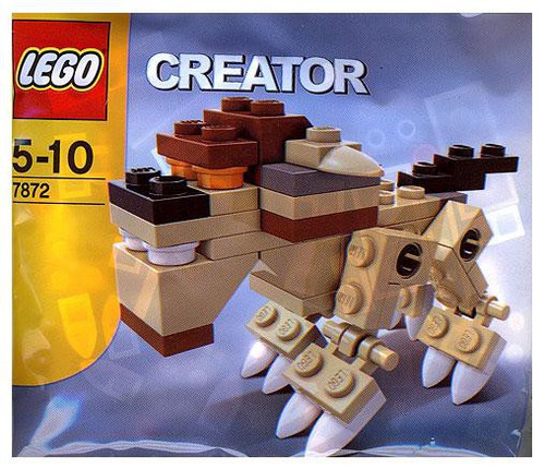 LEGO Creator Creature Mini Set #7872 [Bagged]