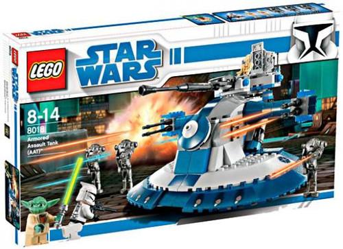 LEGO Star Wars The Clone Wars Armored Assault Tank [AAT] Set #8018