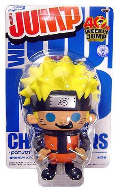 Weekly Jump Series 3 Naruto Uzumaki PVC Figure