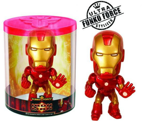 Marvel Funko Force Iron Man Bobble Head