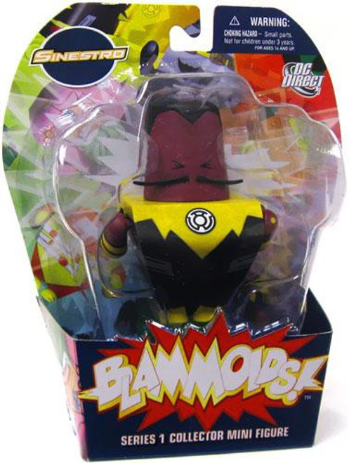 DC Blammoids Series 1 Sinestro Mini Figure