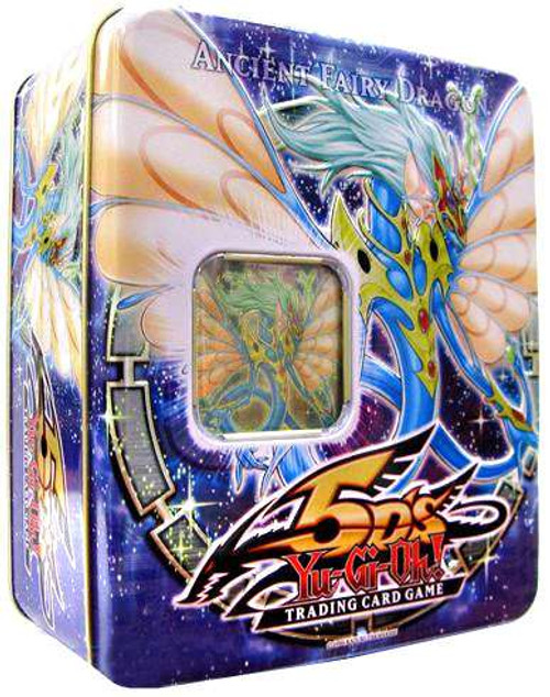 YuGiOh YuGiOh 5D's 2009 Ancient Fairy Dragon Tin Set