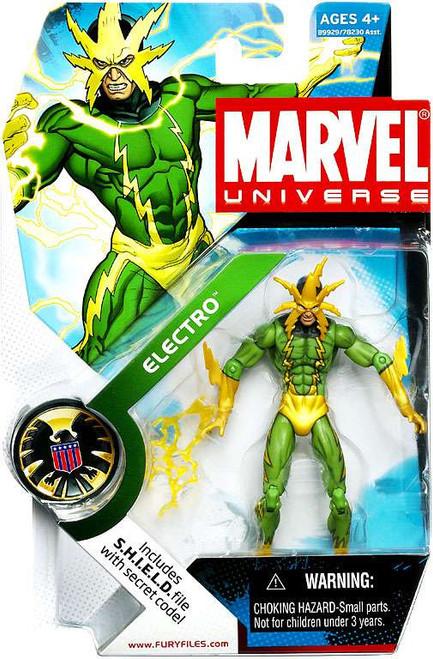 Marvel Universe Series 4 Electro Action Figure #25