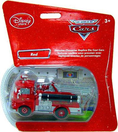 Disney / Pixar Cars 1:48 Single Packs Red the Firetruck Exclusive Diecast Car