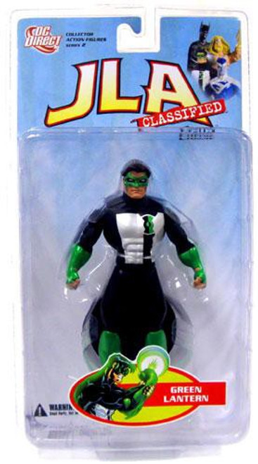 DC JLA Classified Classic Series 2 Green Lantern Action Figure