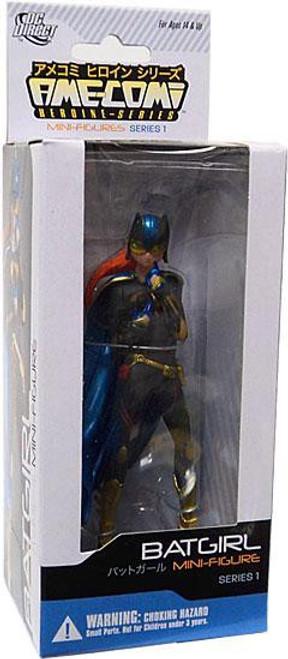 DC Ame-Comi Heroine Mini Figures Series 1 Batgirl PVC Figure