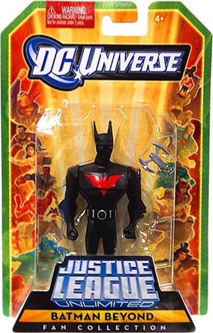 DC Universe Justice League Unlimited Fan Collection Batman Beyond Action Figure