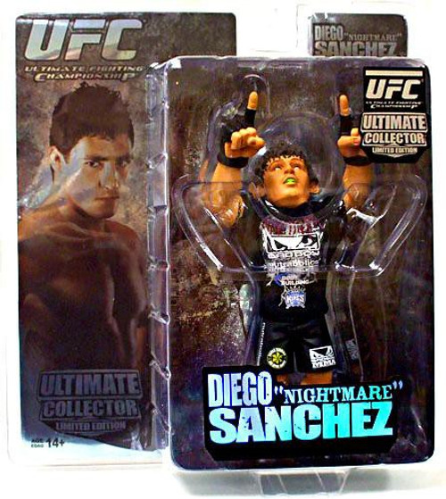 """UFC Ultimate Collector Series 3 Diego """"Nightmare"""" Sanchez Action Figure [Limited Edition]"""
