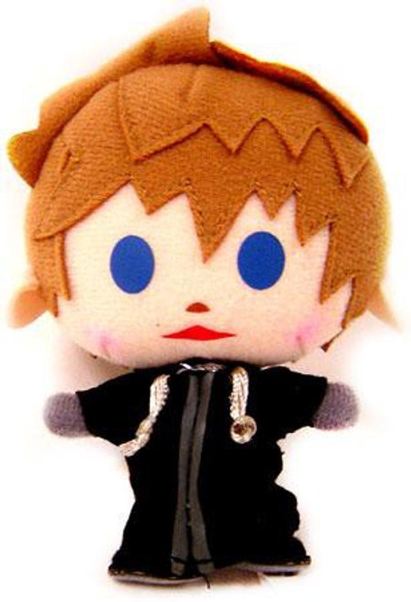 Disney Kingdom Hearts Roxas 4-Inch Plush Keychain