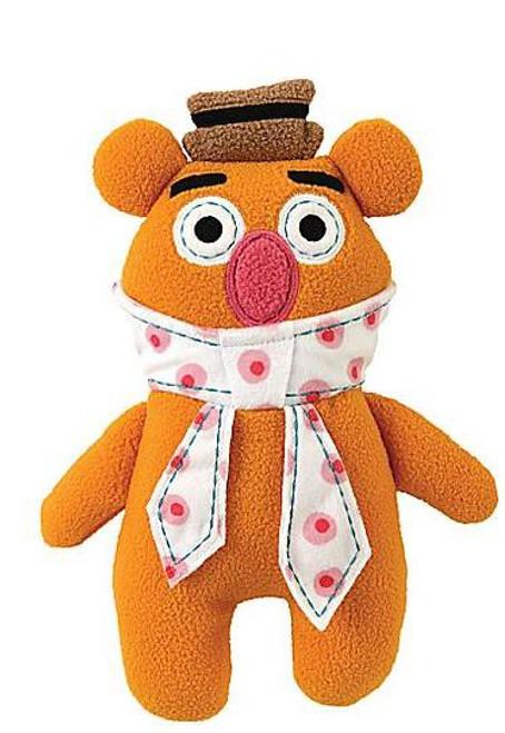 Disney The Muppets Pook-a-Looz Fozzie Bear Plush Doll