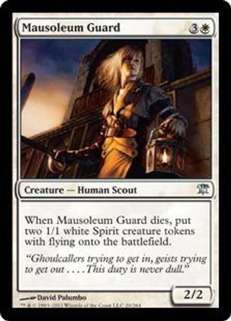 MtG Innistrad Uncommon Mausoleum Guard #20