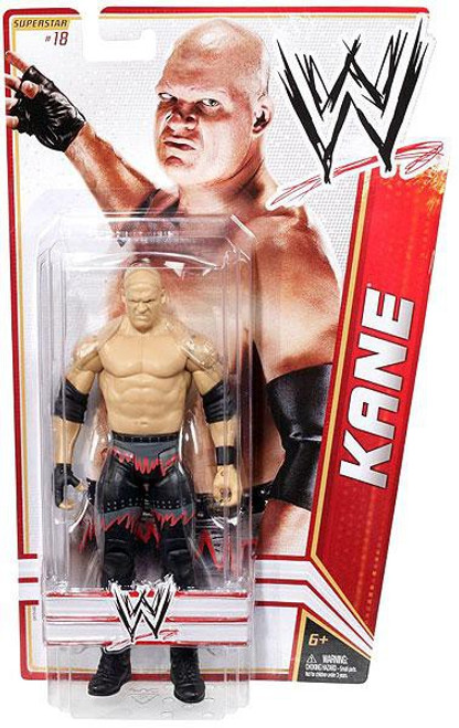 WWE Wrestling Series 15 Kane Action Figure #18