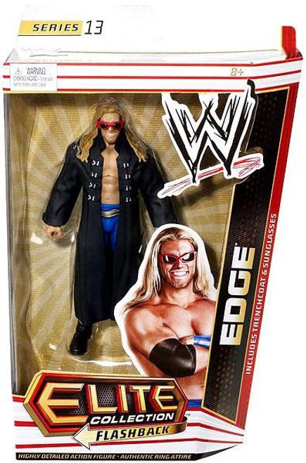 WWE Wrestling Elite Collection Series 13 Edge Action Figure [Trenchcoat & Sunglasses]